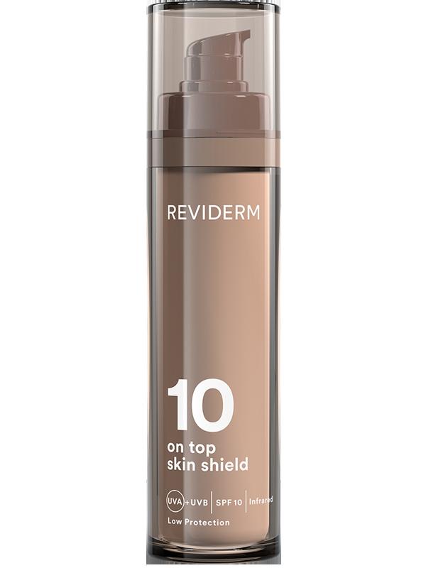 on top skin shield SPF 10