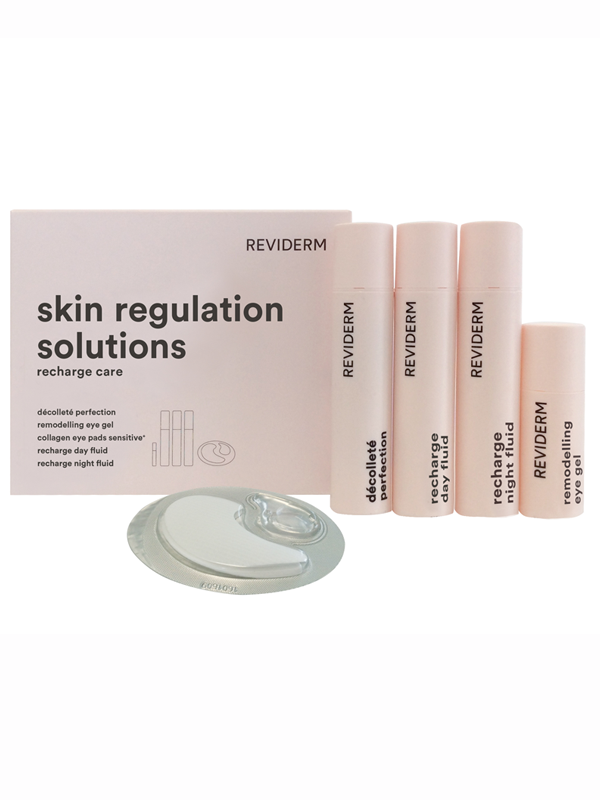 skin regulation solutions – recharge care